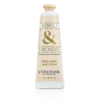 Купить Collection De Grasse Neroli & Orchidee Крем для Рук 30ml/1oz, L'Occitane
