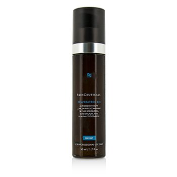 Skin CeuticalsResveratrol B E Antioxidant Night Concentrate (Salon Size) 50ml/1.7oz