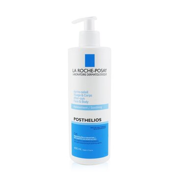 La Roche Posay Posthelios After-Sun Face & Body Soothing Gel 400ml/13.3oz
