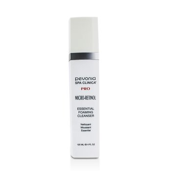 Pevonia BotanicaSpa Clinica Pro Micro-Retinol Essential Foaming Cleanser 120ml/4oz