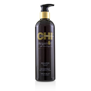 CHIArgan Oil Plus Moringa Oil Shampoo - Sulfate & Paraben Free 355ml/12oz