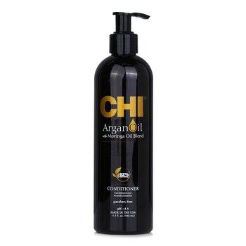CHI Argan Oil Plus Moringa Oil Conditioner - Paraben Free  355ml/12oz