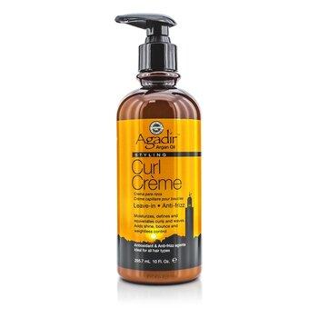 Agadir Argan Oil Styling Curl Creme (For All Hair Types) 295.7ml/10oz