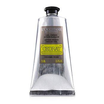 L'Occitane Cedrat Gel Crema para Despu�s de Afeitar  75ml/2.5oz