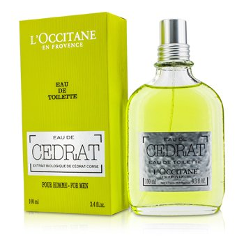 L'OccitaneEau De Cedrat Eau De Toilette Spray 100ml/3.4oz