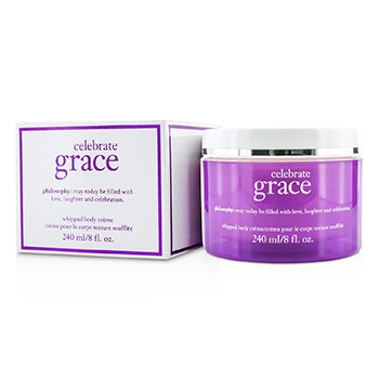 PhilosophyCelebrate Grace Whipped Body Cream 240ml/8oz
