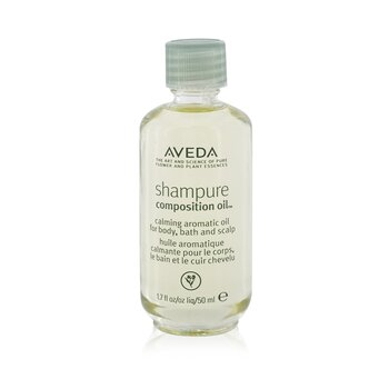 AvedaShampure Composition Calming Aromatic Oil 50ml/1.7oz