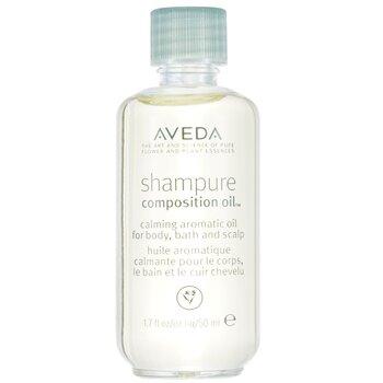 AvedaShampure Composition Calming Aromatic Oil 50ml/1.7oz