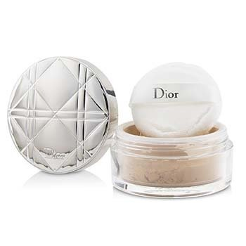 Christian Dior Diorskin Nude Air Healthy Glow Polvo Vol�til Invisible - # 030 Medium Beige  16g/0.56oz