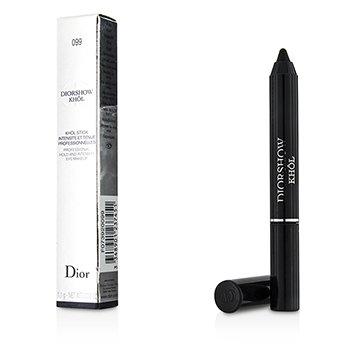 Christian Dior Thỏi M�u Mắt Diorshow - # 099 Smoky Black  1.1g/0.038oz