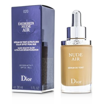 Christian Dior Diorskin Nude Air Serum Foundation SPF25 - # 020 Light Beige 30ml/1oz