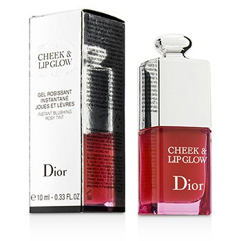 Christian DiorCheek & Lip Glow Instant Blushing Rosy Tint 10ml/0.33oz