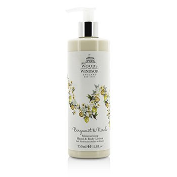 Woods Of WindsorBergamot & Neroli Moisturising Hand & Body Lotion 350ml/11.8oz