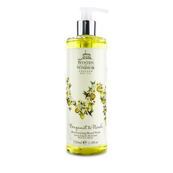 Woods Of WindsorBergamot & Neroli Moisturising Hand Wash 350ml/11.8oz