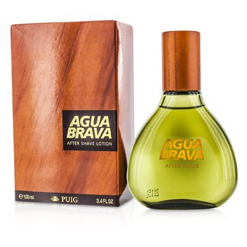 PuigAgua Brava After Shave Splash 100ml/3.4oz