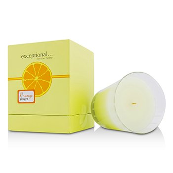 Exceptional Parfums Fragrance Candle - Orange Ginger 250g/8.8oz