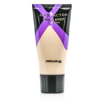 Max Factor Smooth Effect Foundation - #40 Porcelain 30ml/1oz