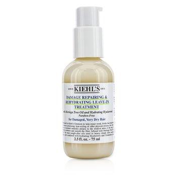 Kiehl'sDamage Repairing & Rehydrating Leave-In Treatment 75ml/2.5oz