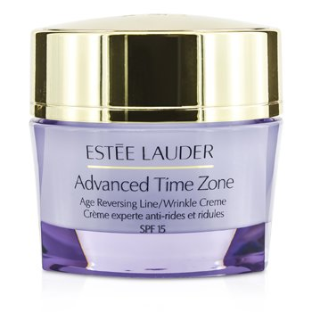 Estee LauderAdvanced Time Zone Age Reversing Line/ Wrinkle Creme SPF 15 (For Dry Skin, Unboxed) 50ml/1.7oz