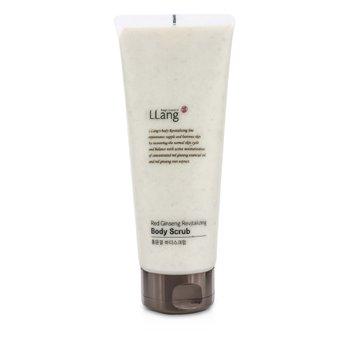 LLangRed Ginseng Revitalizing Body Scrub 200ml/6.7oz
