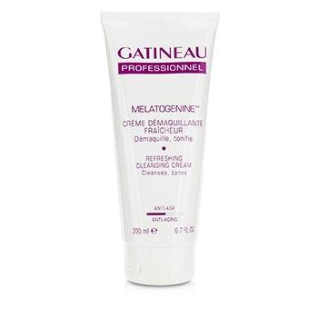 GatineauMelatogenine Refreshing Cleansing Cream - Cleanses & Tones (Salon Product) 200ml/6.7oz
