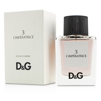 Dolce & GabbanaD&G Anthology 3 L'Imperatrice Eau De Toilette Spray 50ml/1.6oz