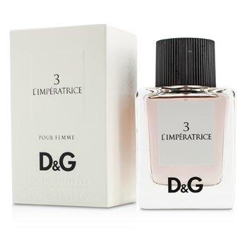Dolce & Gabbana D&G Anthology 3 L'Imperatrice Eau De Toilette Spray 50ml/1.6oz