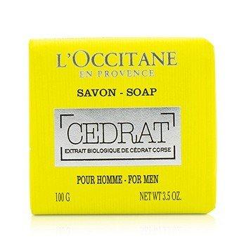 L'OccitaneCedrat Soap 100g/3.5oz