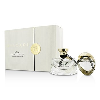 BvlgariMon Jasmin Noir Coffret: Eau De Parfum Spray 50ml/1.7oz + Eau De Parfum Spray 15ml/0.5oz 2pcs