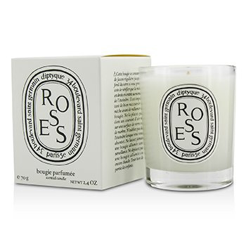 Diptyque Scented Candle – Roses 70g/2.4oz