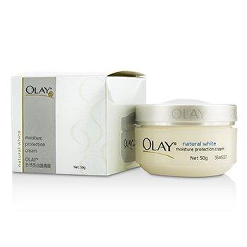 OlayNatural White Moisture Protection Cream 50g/1.76oz