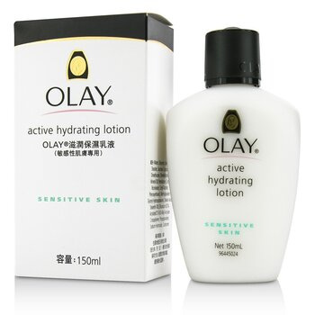 OlayActive Hydrating Lotion - For Sensitive Skin 150ml/5oz