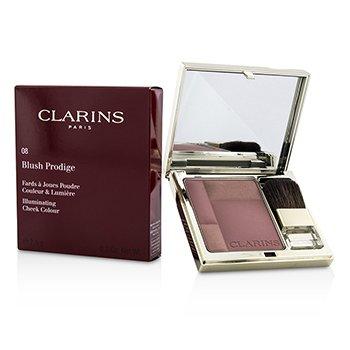 Clarins Blush Prodige Illuminating Cheek Color – # 08 Sweet Rose 7.5g/0.2oz