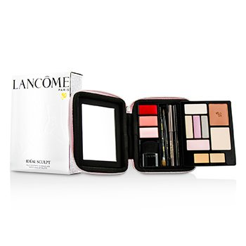 LancomePaleta dekorat�vnej kozmetiky Ideal Sculpt Expert Makeup Palette (5x o�n� tiene, 2x r�, 1x lesk na pery, 2x korektor, 1x p�der...)