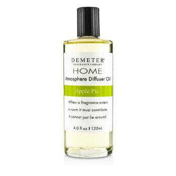 Demeter Atmosphere Diffuser Oil – Apple Pie 120ml/4oz