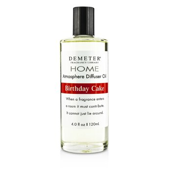 Demeter Atmosphere Diffuser Oil – Birthday Cake 120ml/4oz