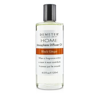 Demeter Atmosphere Diffuser Oil – Black Ginger 120ml/4oz