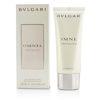 BvlgariOmnia Crystalline Bath & Shower Gel 100ml/3.4oz