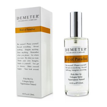 DemeterBird Of Paradise Cologne Spray 120ml/4oz