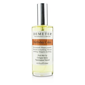 DemeterBirthday Cake Cologne Spray 120ml/4oz