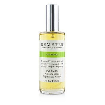 DemeterGeranium Cologne Spray 120ml/4oz