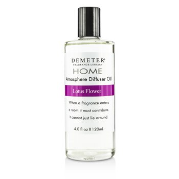 Demeter Atmosphere Diffuser Oil – Lotus Flower 34877 120ml/4oz