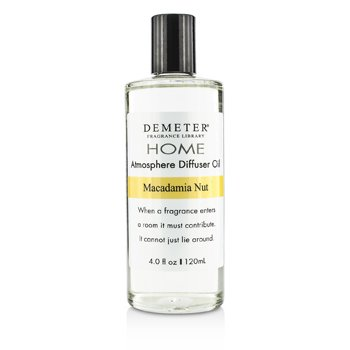 Demeter Atmosphere Diffuser Oil – Macadamia Nut 120ml/4oz