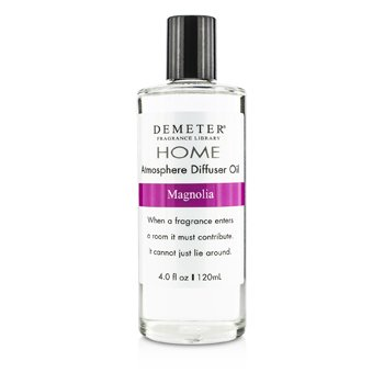 Demeter Atmosphere Diffuser Oil – Magnolia 120ml/4oz