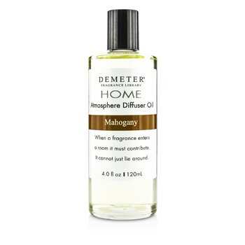 Demeter Atmosphere Diffuser Oil – Mahogany 120ml/4oz