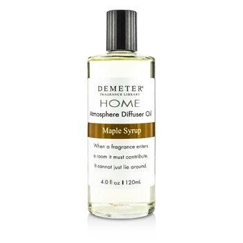 Demeter Atmosphere Diffuser Oil – Maple Syrup 120ml/4oz