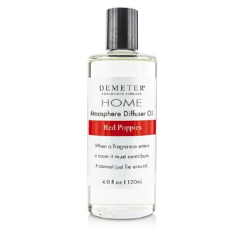 Demeter Atmosphere Diffuser Oil – Red Poppies 120ml/4oz