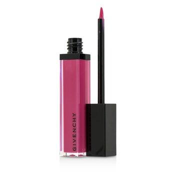 Givenchy Gloss Interdit Color Ultra Brillante Efecto Engrosador  - # 39 Fancy Pink  6ml/0.21oz