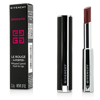 Givenchy Le Rouge A Porter Whipped Lipstick - # 105 Brun Vintage 2.2g/0.07oz make up