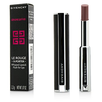 Givenchy Le Rouge A Porter Whipped Lipstick - # 106 Parme Silhouette 2.2g/0.07oz make up